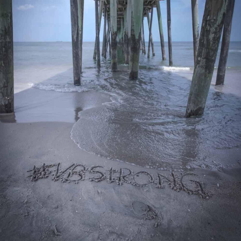 VBStrong in the Sand